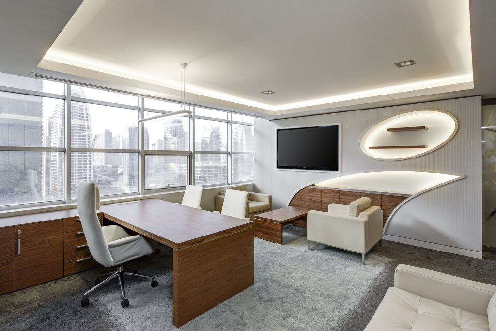 会議室内の画像