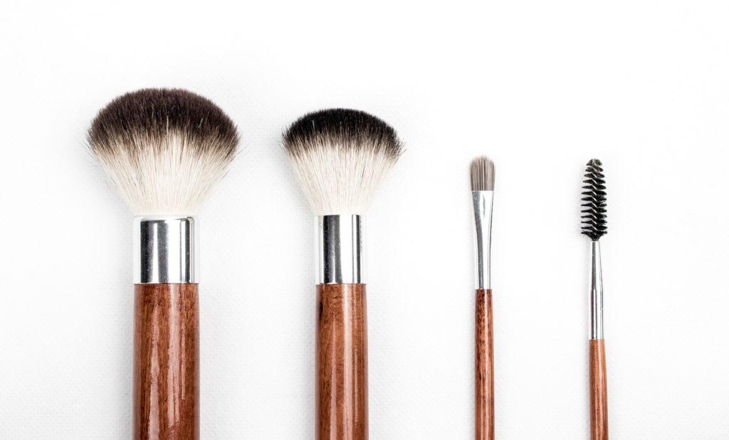 化粧道具の画像